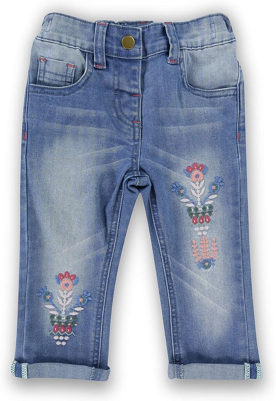 The Essential One - Bebé Infantil Niñas Vaqueros/Pantalones ...