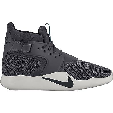 NIKE Men\u0027s incursion Mid SE Shoe Dark Grey/Black-Vast Grey- (10
