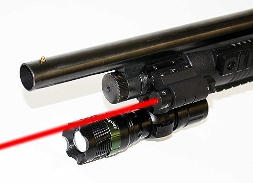 2 Gauge Shotgun Tactical Flashlight