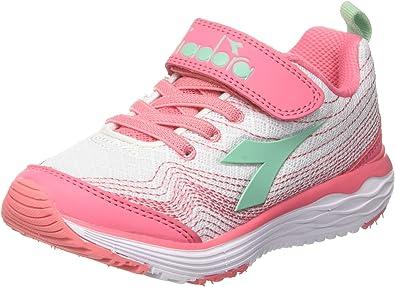 Diadora Flamingo Jr, Zapatillas de Running para Niños: Amazon.es ...