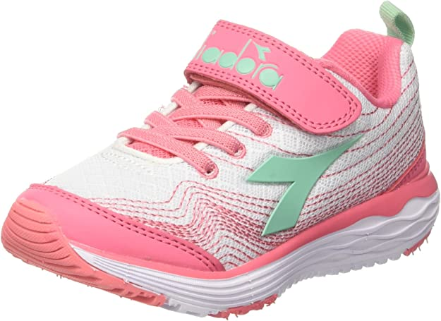 Diadora Flamingo Jr, Zapatillas de Running para Niños: Amazon.es ...
