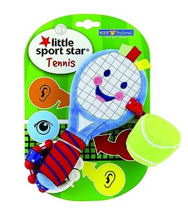 Little Sport Star - Raqueta de Tenis de Desarrollo: Amazon.es: Juguetes y juegos