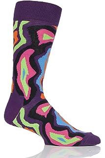 41-46 Herren NEU 1-6 Paare Happy Socks Wiz Khalifa bunte Socks Socken Gr