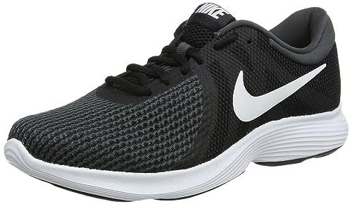 new concept d6bd3 c663a Nike Damen Wmns Revolution 4 Eu Laufschuhe, Schwarz (Black  White   Anthracite 001