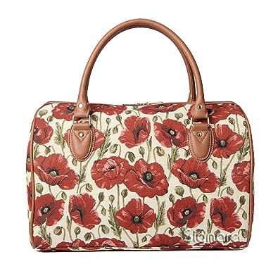 Amazon.com: Signare Tapestry Overnight Bag/Weekend Bag/Travel Bag ...