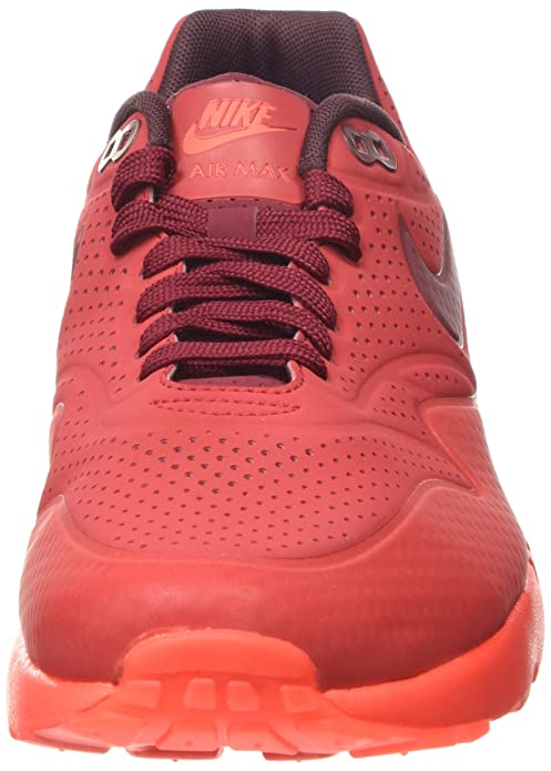 reputable site 27d70 6fe91 Amazon.com   Nike Men s Air Max 1 Ultra Moire Sports Running Shoes   Road  Running