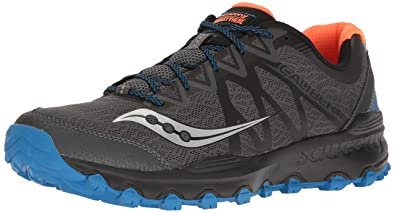 604e28aa7263 Saucony Men s Grid Caliber TR Trail Runner  Amazon.co.uk  Shoes   Bags