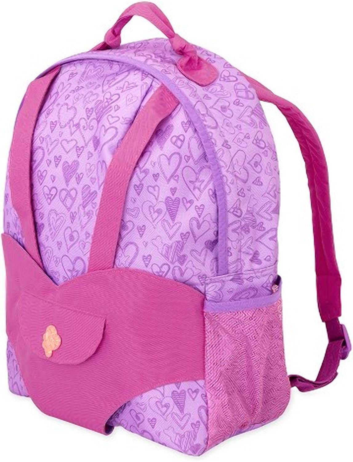 Our Generation-Hop On Doll Carrier Knapsack- Toys, Accessories, Backpack for 18 inch Dolls- 3 Years and up