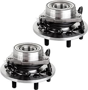 Mevotech BXT Front Wheel Bearing Hub Assembly for 1995-2000 Chevrolet Tahoe hp