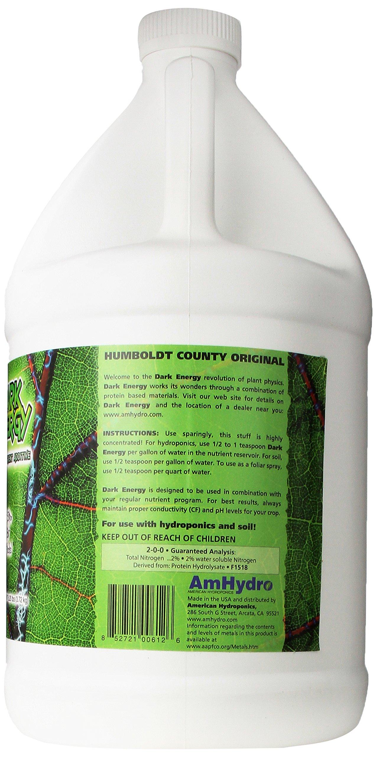 American Hydroponics Dark Energy Fertilizer, 1 gallon by American Hydroponics (Image #2)