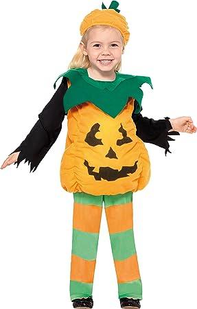 Desconocido Disfraz de calabaza para niño: Smiffys: Amazon.es ...