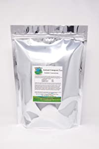 Instant Compost Tea - Organic Plant Nutrient Concentrate. Makes up to 60 gallons (3 lbs)