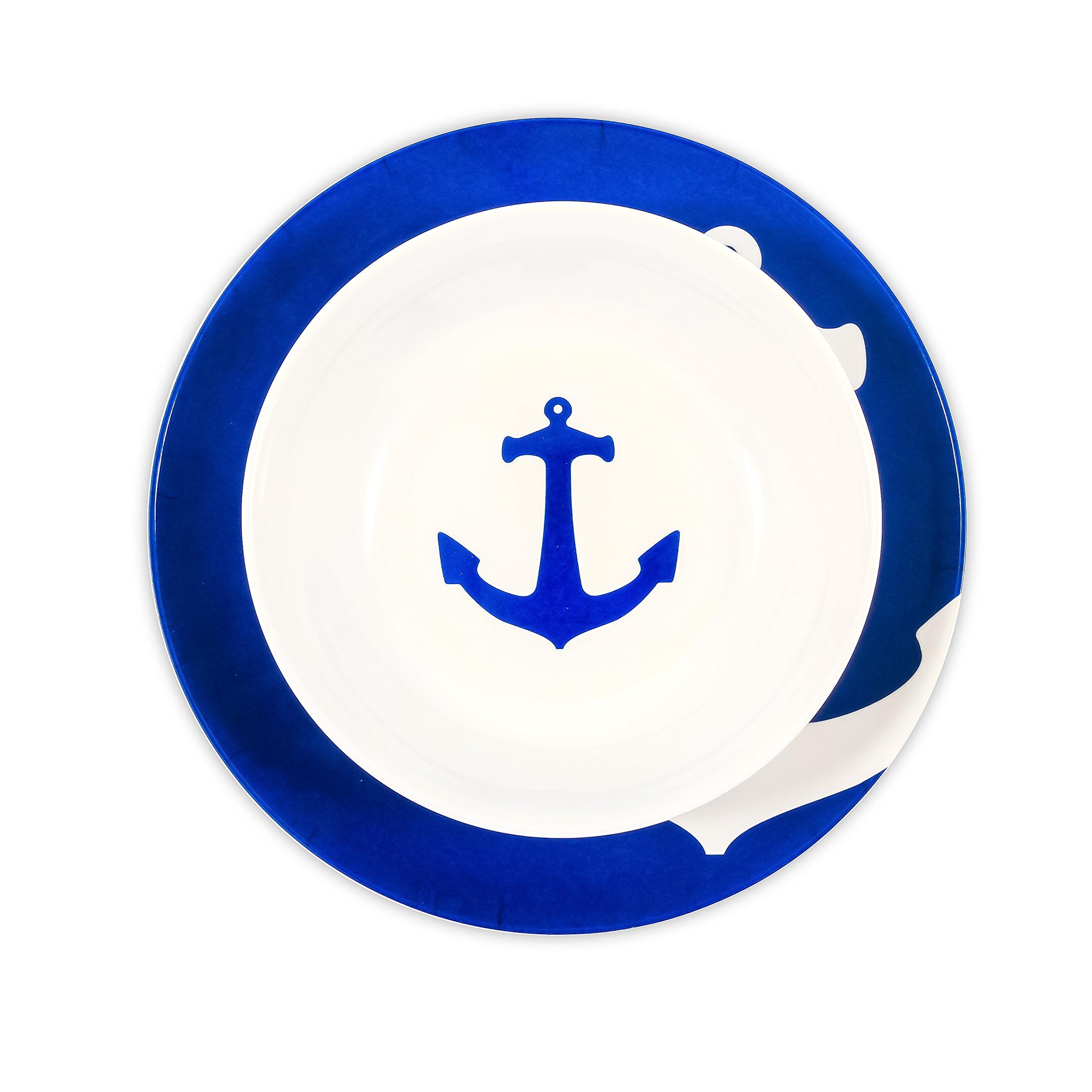 Camco 41951 Melamine Marine Dinnerware (12 Piece Set) by Camco (Image #5)