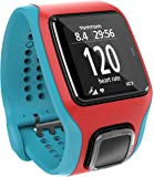 TomTom Runner Cardio (Turquoise/Red) (Discontinued by Manufacturer)