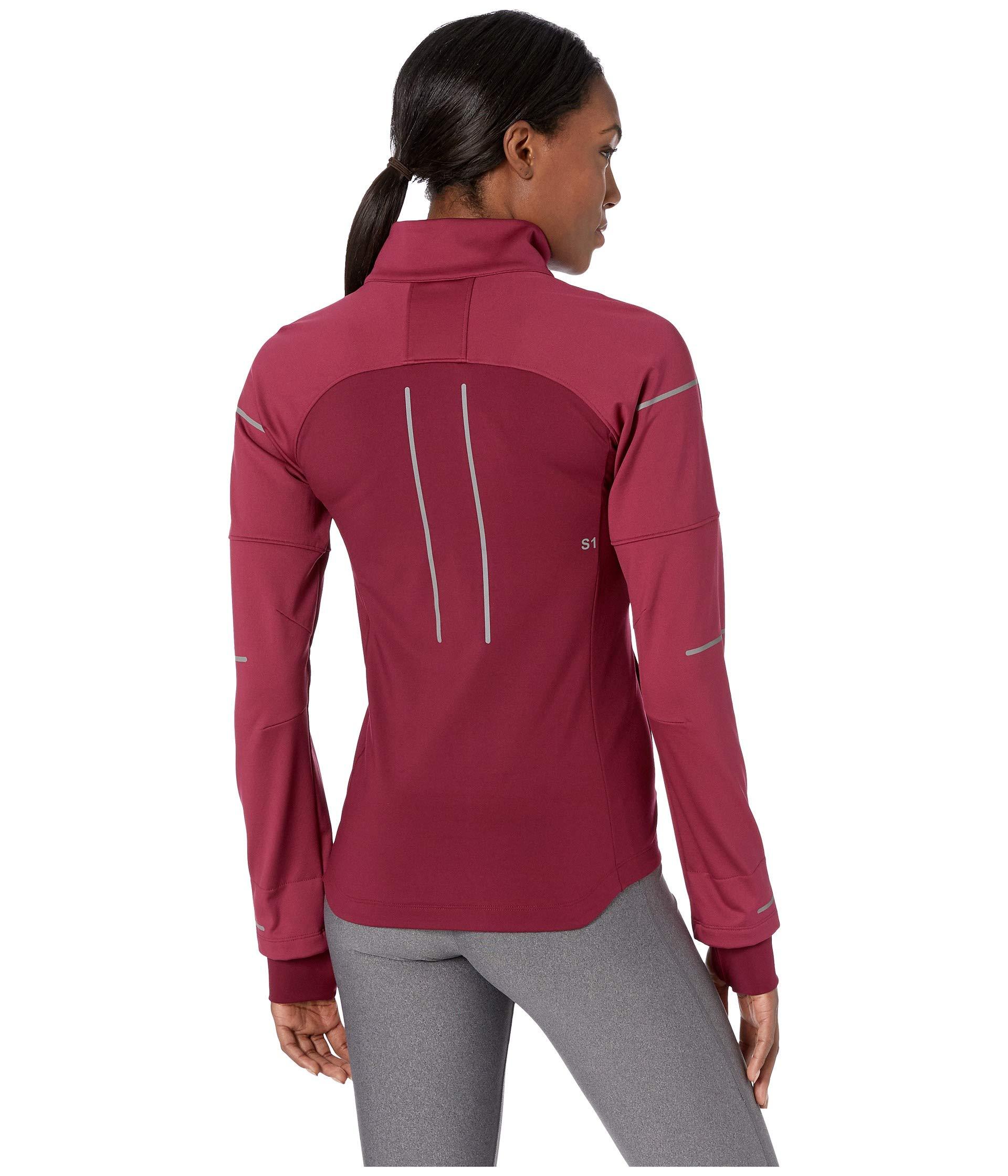 ASICS Lite-Show Winter Jacket, X-Small, Cordvan by ASICS (Image #4)