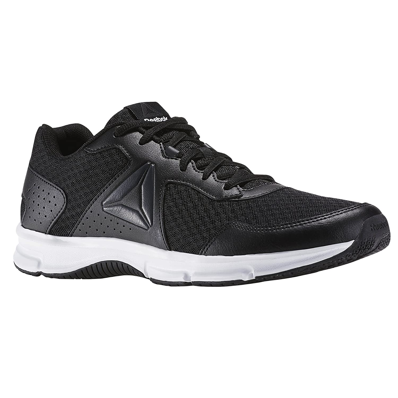 Reebok Express Runner, Zapatillas de Trail Running para Hombre 45 EU Negro (Black/Coal/White 000)