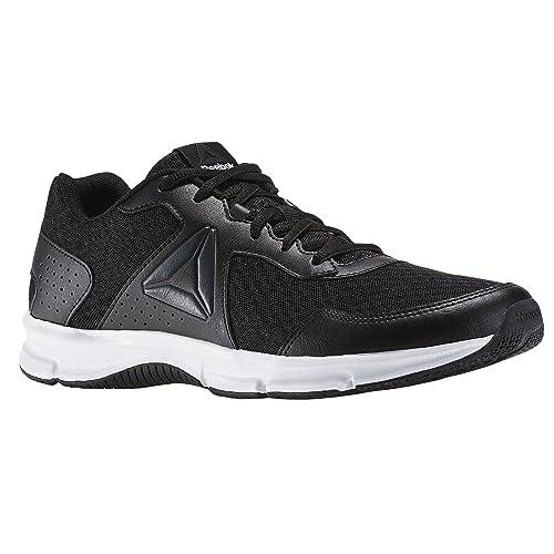 Ahary Runner, Zapatillas de Trail Running para Hombre, Negro (Black/Coal/Black 000), 47 EU Reebok