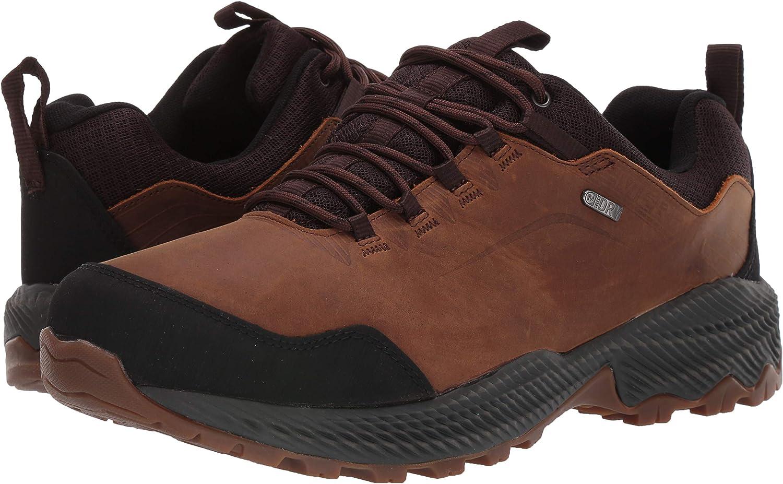 B07KM2ZBS5 Merrell Men\'s Forestbound Wp Hiking Shoe 71ZkSauy9fL