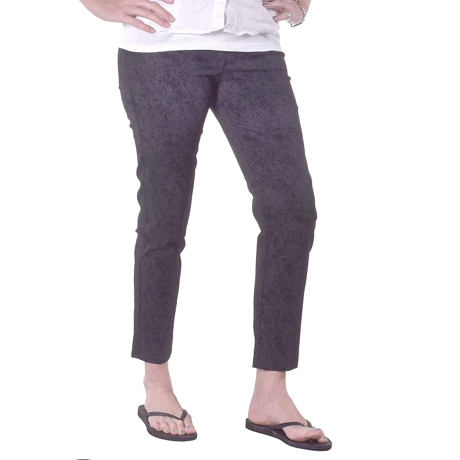 Smoke Krazy Larry Women's Pull On Ankle Pant