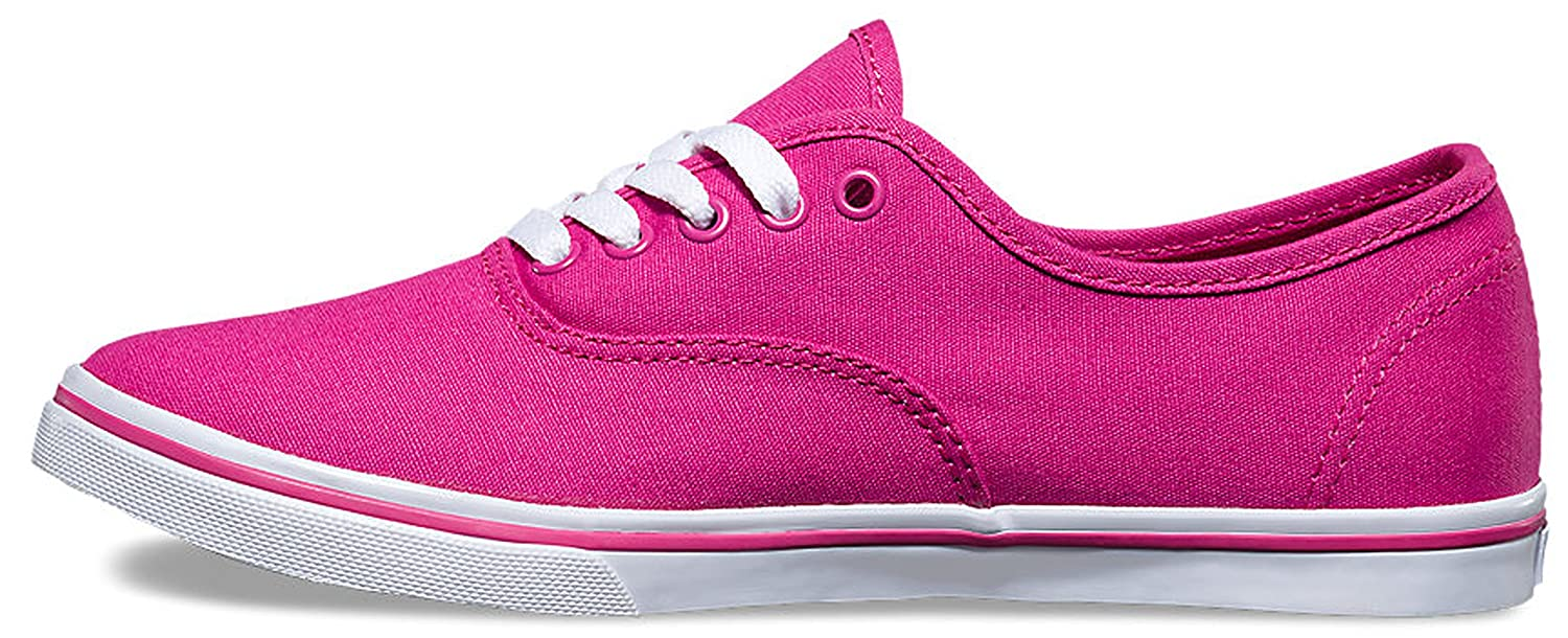 590525eb94e826 VANS Canvas Authentic Lo Pro Lilac Rose Burnt Coral VN0004MMJQ7 Mens ...