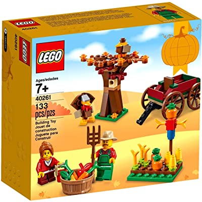 LEGO 40261 Thanksgiving Harvest 2020 Holiday Seasonal Set: Toys & Games
