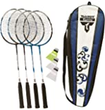 Talbot Torro Badminton Set 4-Attacker