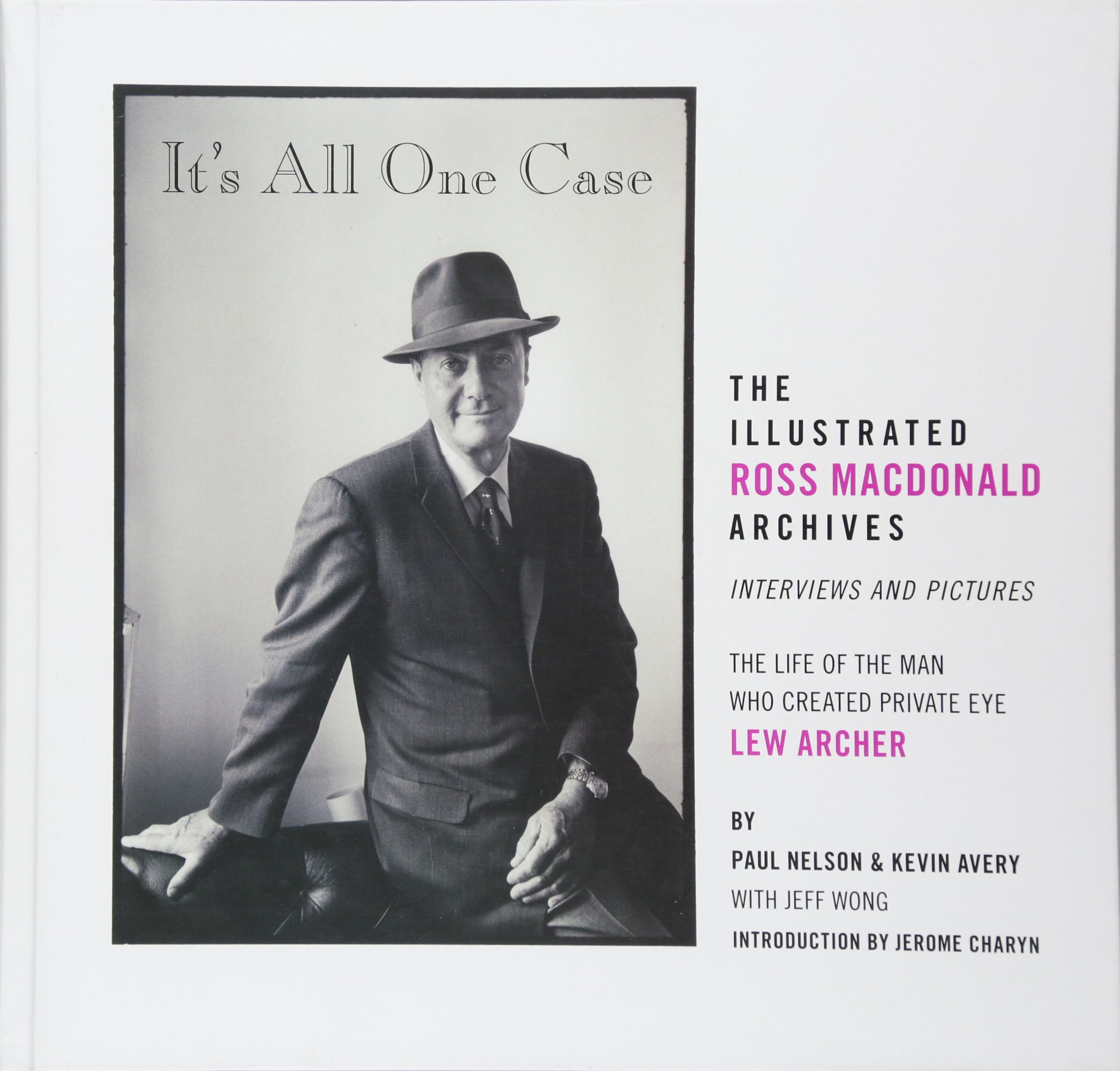 Image result for it's all one case ross macdonald