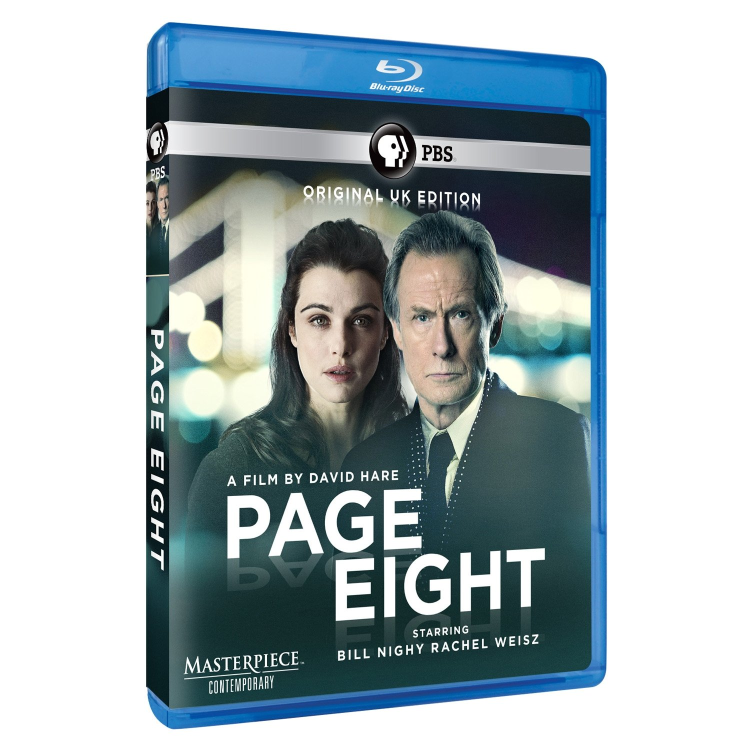 Masterpiece Contemporary: Page Eight (Blu-ray)