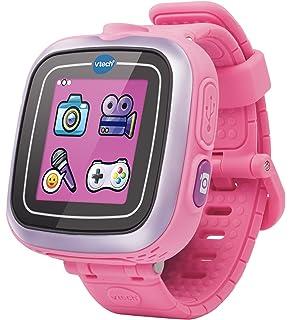 VTech - Kidizoom Reloj Inteligente Infantil, Color Rosa, versión española (3480-161857