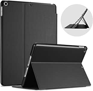 ProCase iPad 10.2 Case 2019 7th Gen iPad Case, Slim Stand Protective Case Folio Cover for 2019 Apple iPad 10.2 Inch 7th Generation –Black