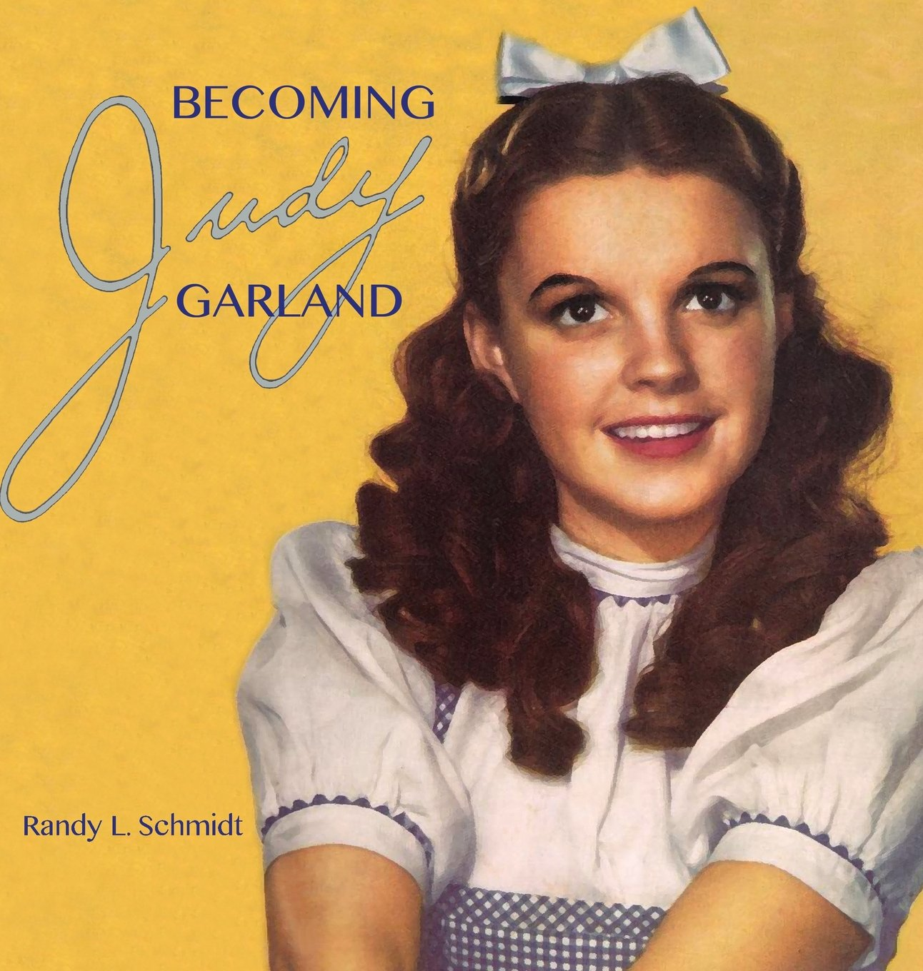 Becoming Judy Garland