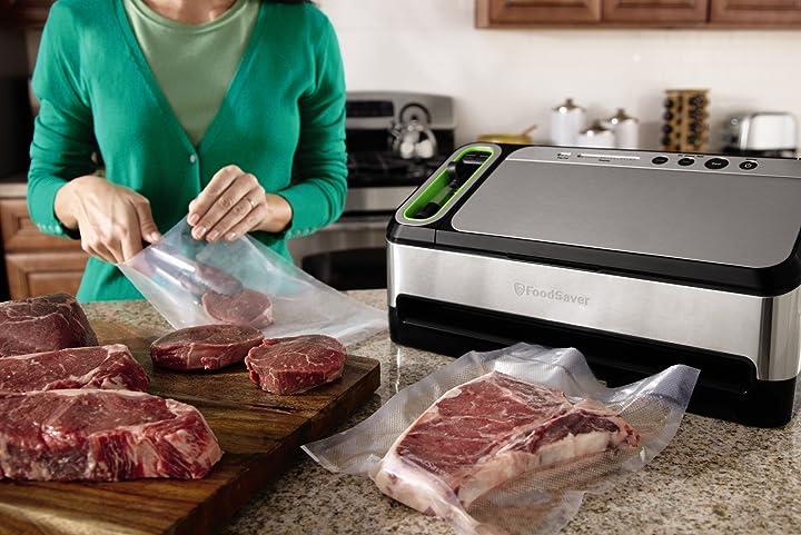 Foodsaver V4840 Vacuum Sealer Review