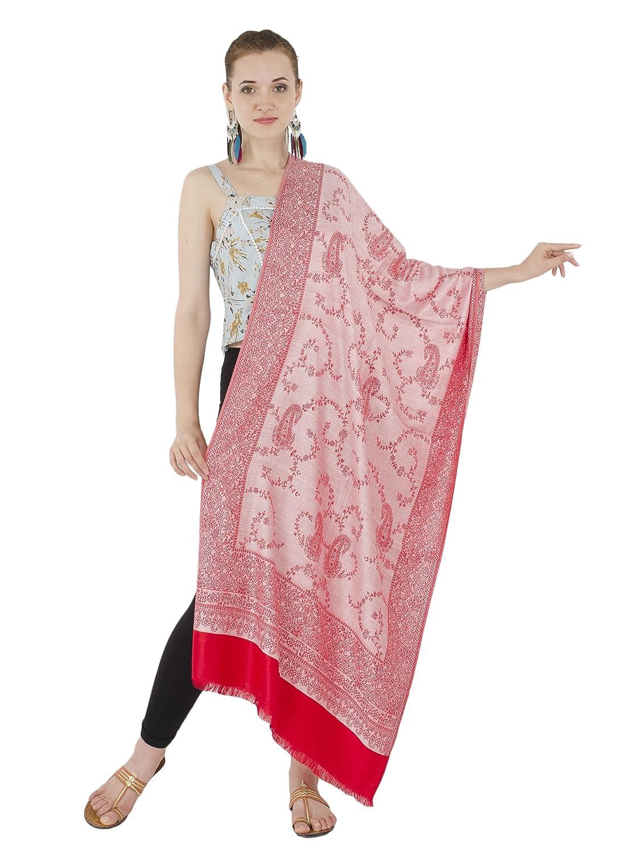 4d0f22efb7 SKAVIJ chal para mujer tejido reversible abrigo de la bufanda para el  banquete de boda  Amazon.es  Ropa y accesorios