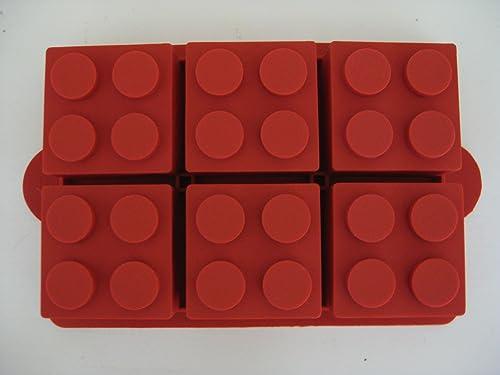 Lego Brick Cake Jelly Mold