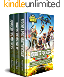 Fortnite For Kids: 3 Books in 1 Boxset: Underground Tips & Secrets To Become a Fortnite God & Win Battle Royale LIKE THE PRO's (Fortnite For Teens)