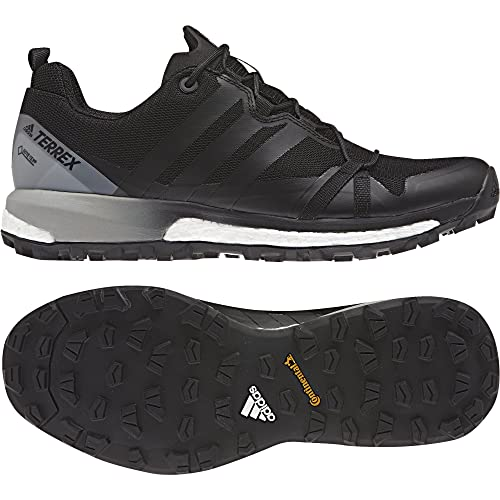 low priced ac349 4109f adidas Womens Terrex Agravic GTX W Hiking Shoes, Black (Nero NegbasFtwbla)