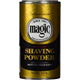 Magic Shaving Powder Gold 4.5 ounce fragrant