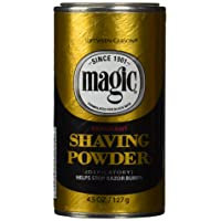SoftSheen-Carson Magic Fragrant Shaving Powder, 4.5 oz