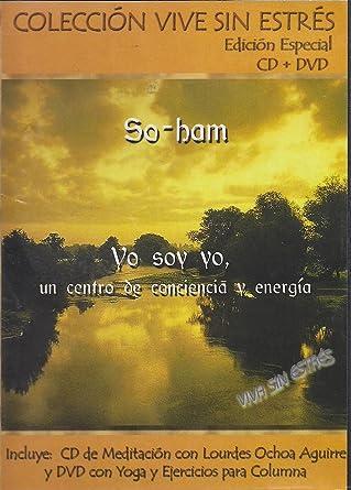 Amazon.com: SO-HAM YO SOY COLECCION VIVE SIN ESTRESS: Movies ...
