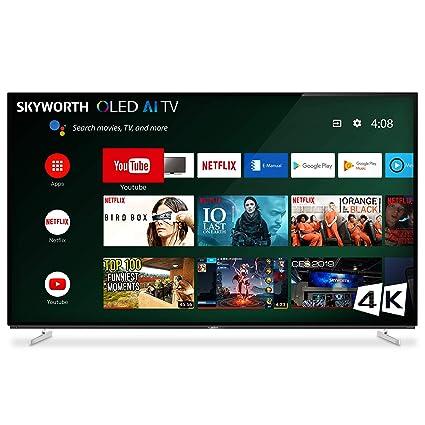 SKYWORTH XA8000 OLED Series 65″ 4K IPS 120Hz HDR Android Smart Home TV  65XA8000