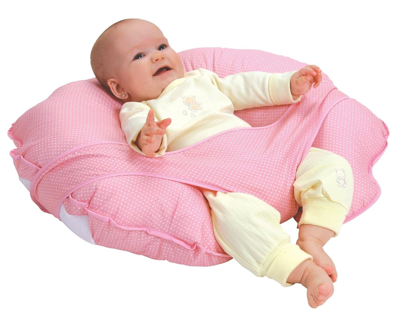 Nursing Pillow U Shaped Cuddle Baby Boppy Seat Tummy