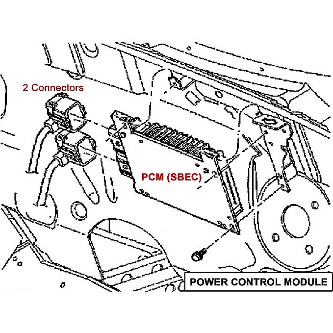 2002 Dodge Stratus 2 7 Engine Belt Diagram