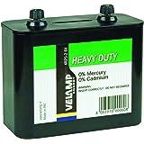 Velamp 1 Pile Zinco-Carbone  6 V 1,099 kg