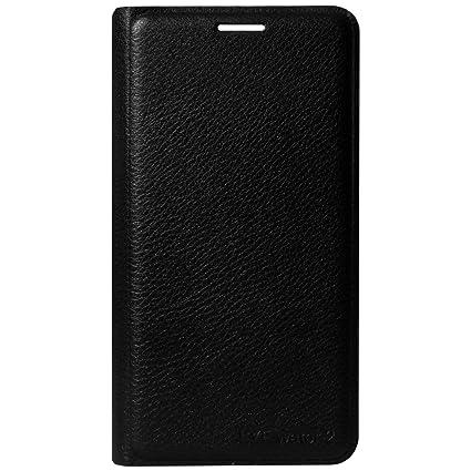cheaper 75c56 6df21 Johra Leather Flip Cover Case for LYF Flame 1