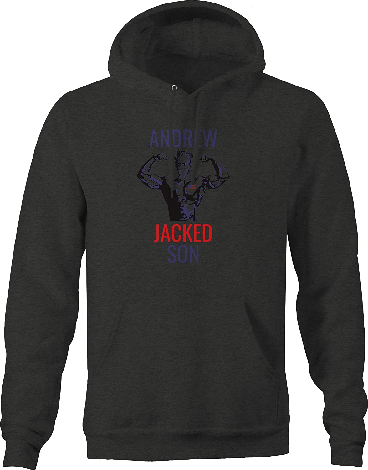 M22 Andrew Jacked Son Workout Funny President Sweatshirt