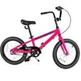 Lightweight 3 Speed 16 inch Kid's Bike with Shimano Internal Gears and Shifter, w/Water Bottle & Holder. Adept Family…