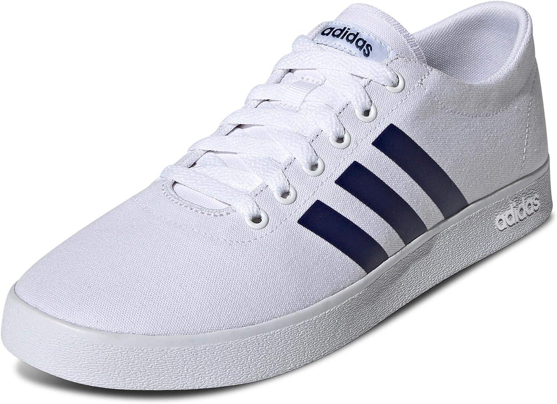 Amazon.com | adidas Men's Easy Vulc 2.0 Skateboarding Shoes ...
