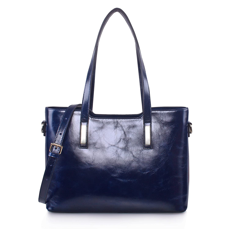e3e3ce03abd Amazon.com: Yafeige Women's Handbags Vintage Genuine Leather ...