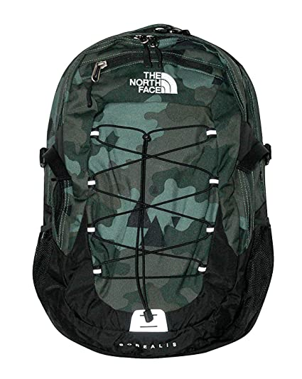 3e9a978a5c The North Face Men Classic Borealis Backpack Student School Bag OLIVE CAMO