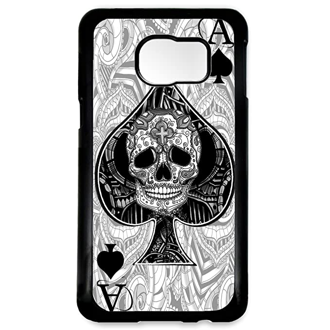 Para Samsung Galaxy S6 de Ace of cartas tatuaje graphic funda ...